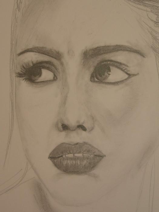 Jessica Alba by biene